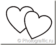 фигуры сердца