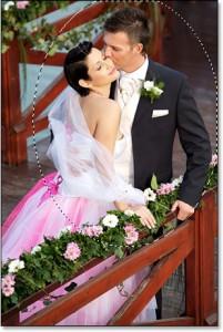 свадебные пары фото
