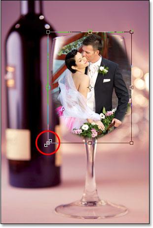 создать свадебный коллаж