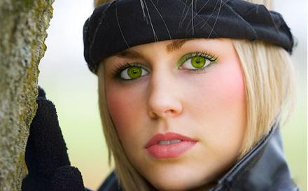 виртуальный макияж фотошоп