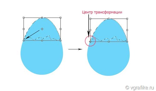 центр-трансформации
