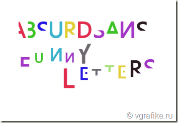 absurd-font