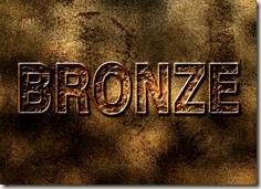 бронзовый_текст_фотошоп
