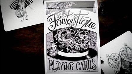 оригинальные игральные карты