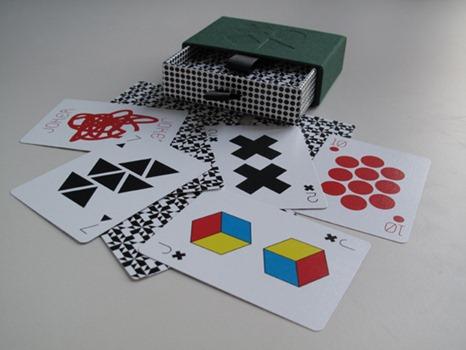 математические игральные карты
