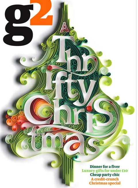 открытка рождество 2013