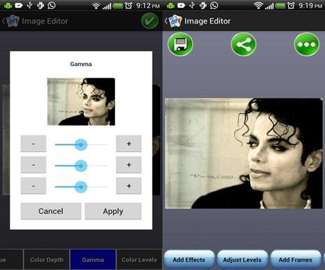 Image Editor фоторедакторы для андроид бесплатно