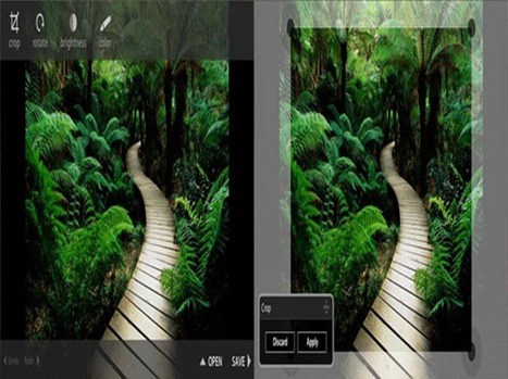 touchup_photo_editor - бесплатный фоторедактор для андроид