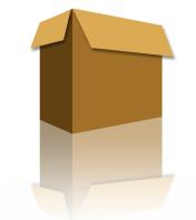 коробка-3d