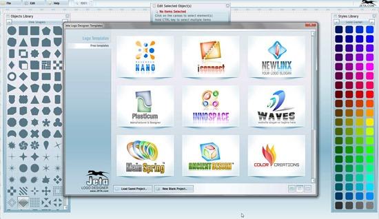 Бесплатная программа для создания логотипа