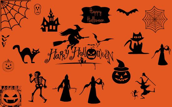 фигуры-halloween