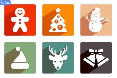 иконки рождество