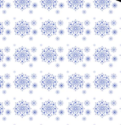 фон-со-снежинками