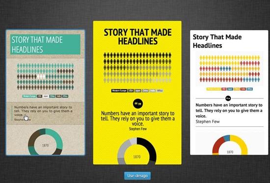 создаем инфографику
