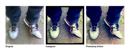 Фильтры инстраграм для фотошопа