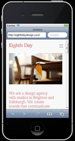Оригинальные адаптивные дизайны сайтов