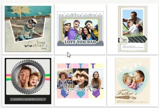 открытки fotor