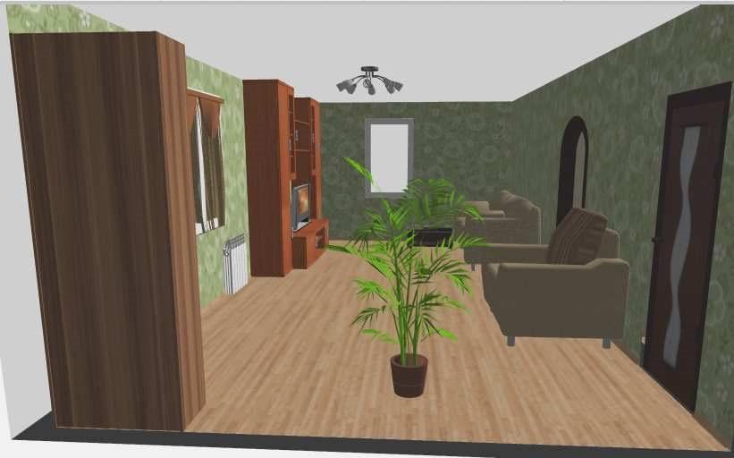 Программа для создания дизайна интерьера 3D