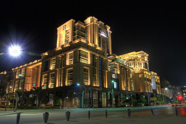 интересное фото здания