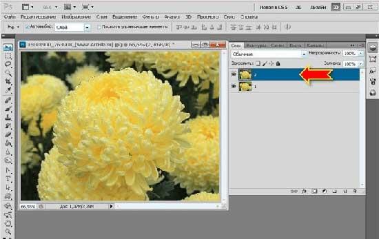 Этапы создания рамки в фотошоп