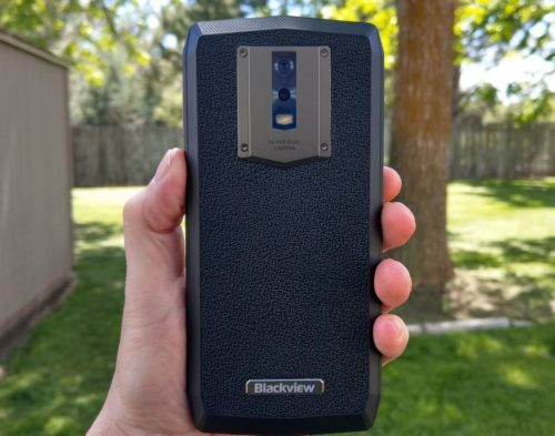 Смартфон Blackview P10000 Pro