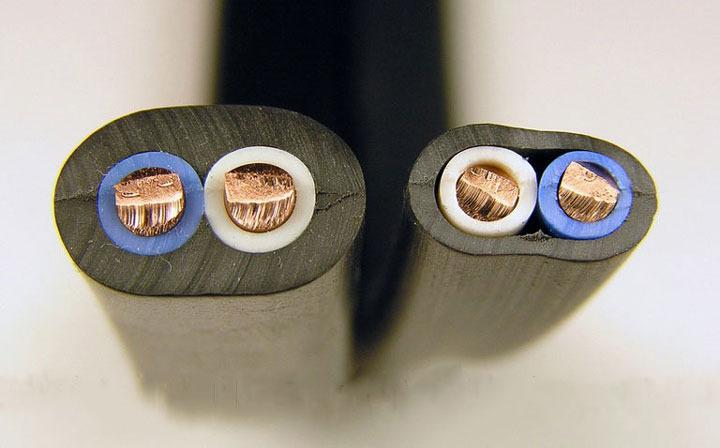 Различия в оболочке кабелей