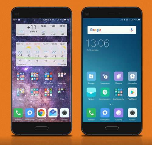 """Что такое """"Второе пространство"""" на устройствах Xiaomi"""