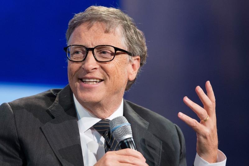 На какие технологии делает ставки Билл Гейтс