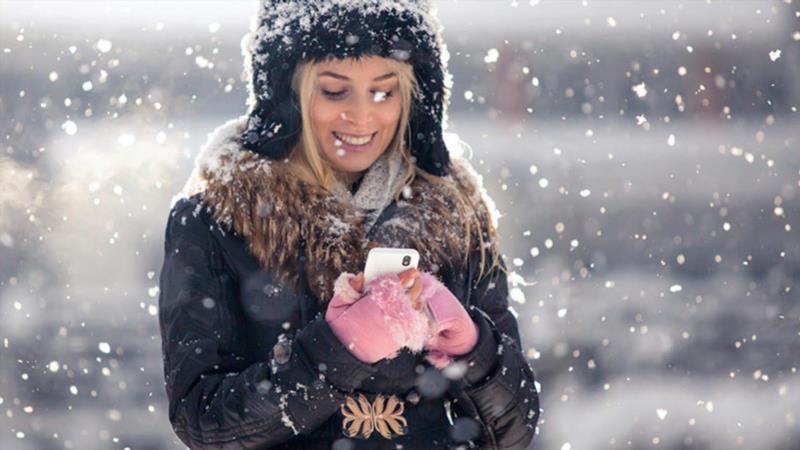 Зимой мерзнут не только носы: что грозит вашему телефону на морозе