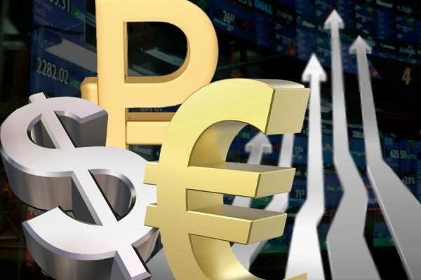 Что влияет на курс евро и доллара?