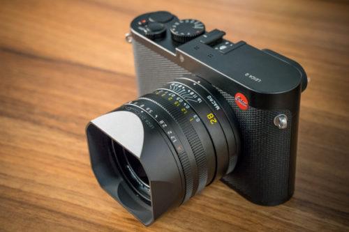 Купить фотоаппарат leica q
