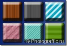 полосатые стили фотошоп