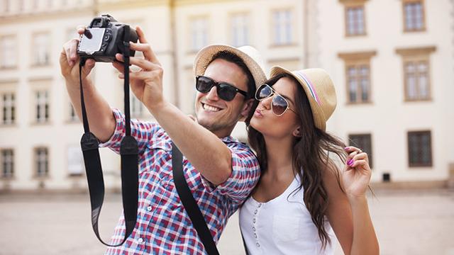 как фотографировать самого себя