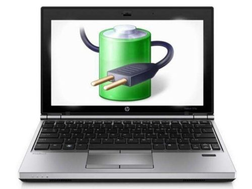 Быстро разряжается ноутбук