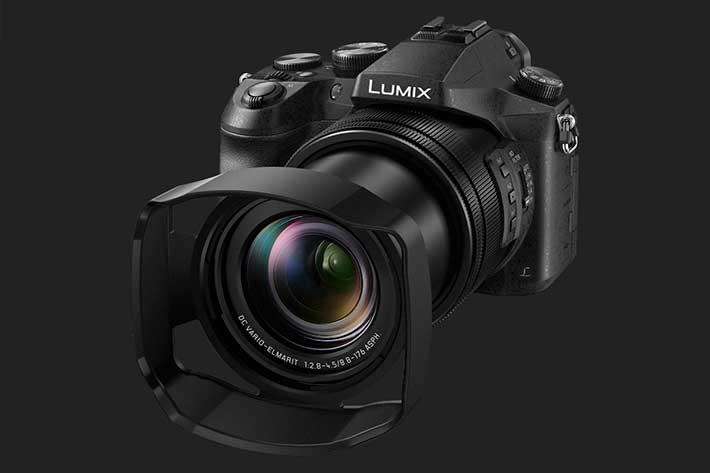 фотоаппарат Panasonic Lumix FZ2000