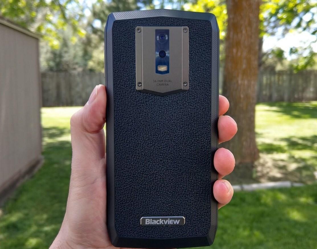 Смартфон Blackview P10000 Pro в Черкесске