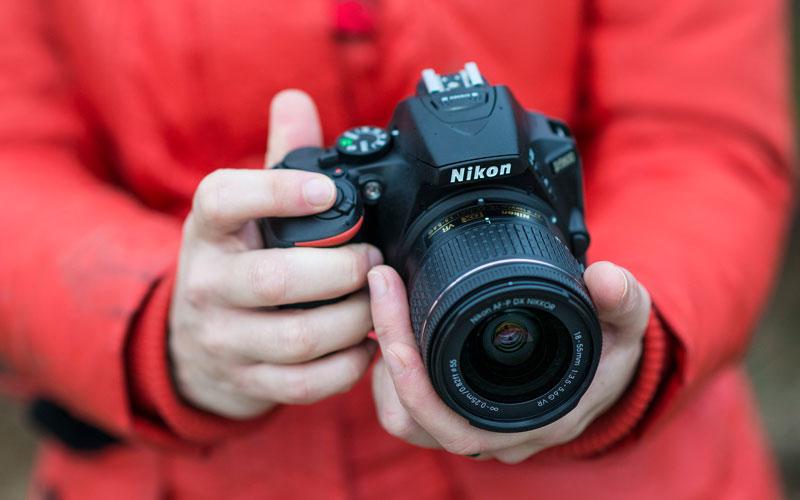 выбор фотокамеры