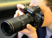 профессиональная фотокамера