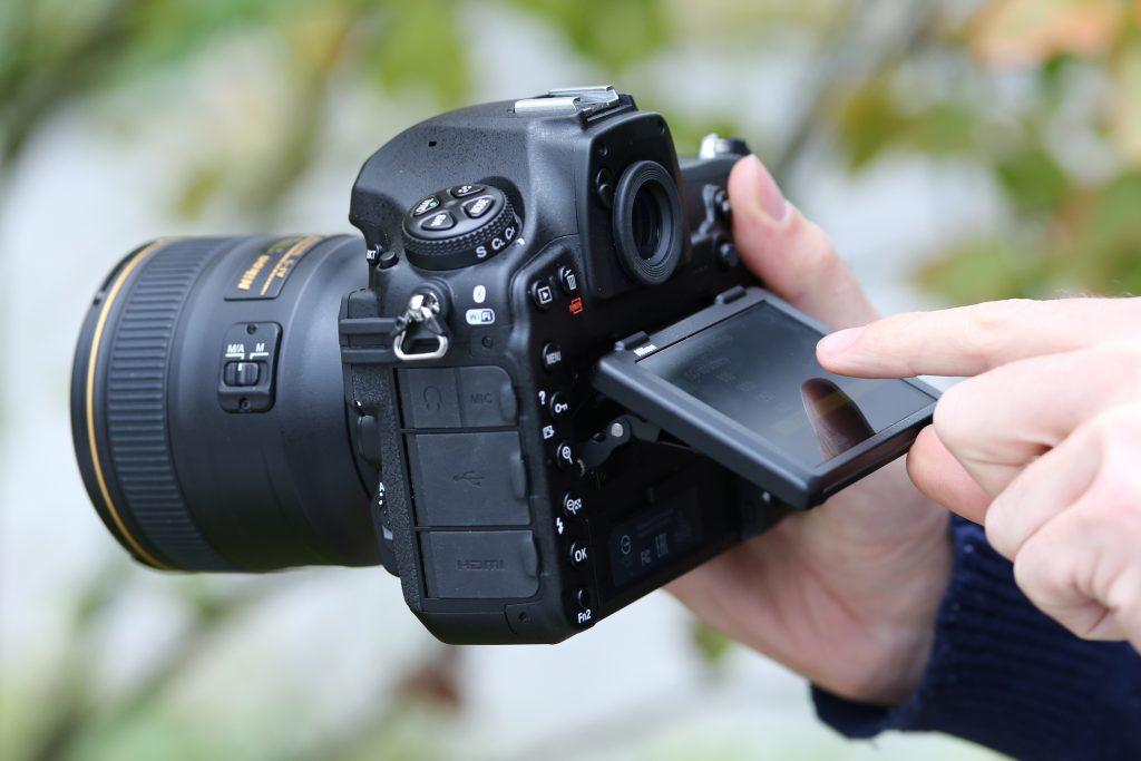 зеркальный фотоаппарат Nikon D850