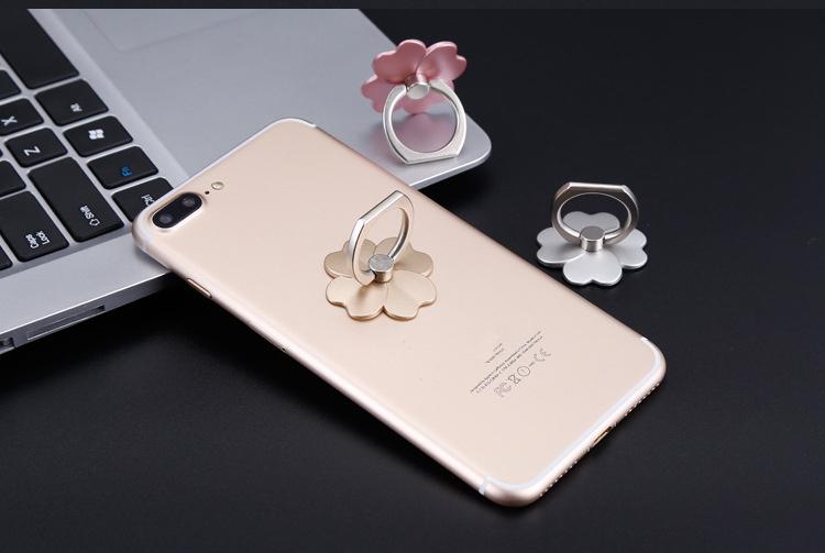 Держатель для мобильного телефона в виде цветка