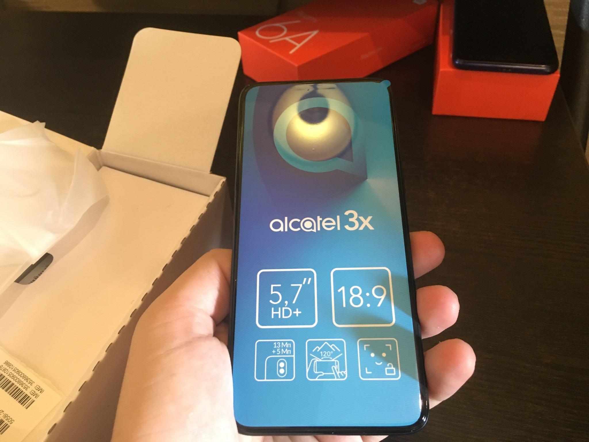 Alcatel 3X 5058I