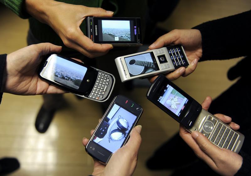 Перегрузка мобильной линии