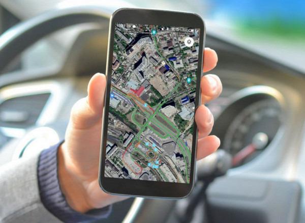 GPS в телефоне