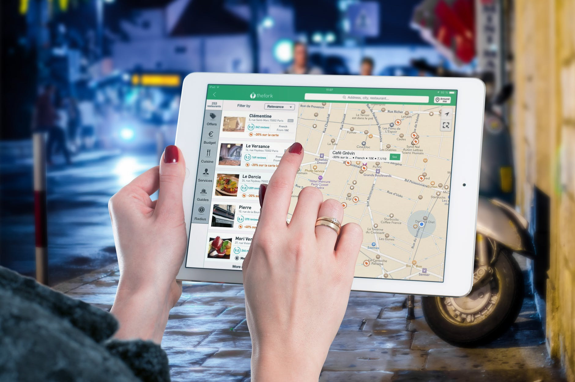 Google.Карты