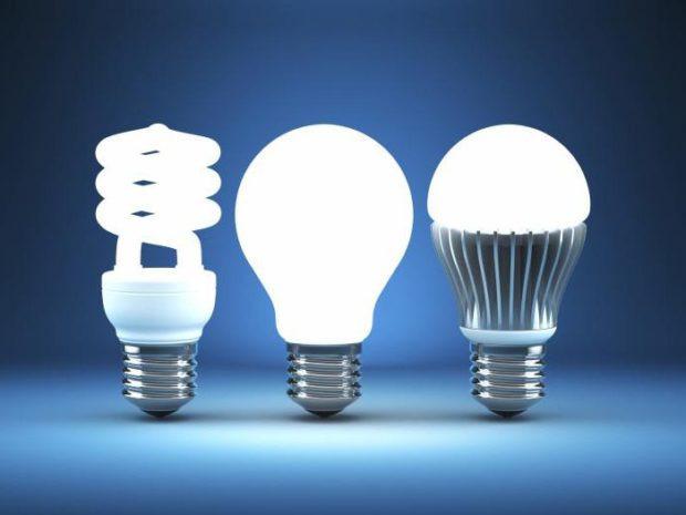 Рабочие LED-лампы
