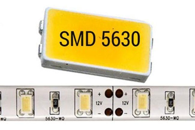 Стандарт SMD