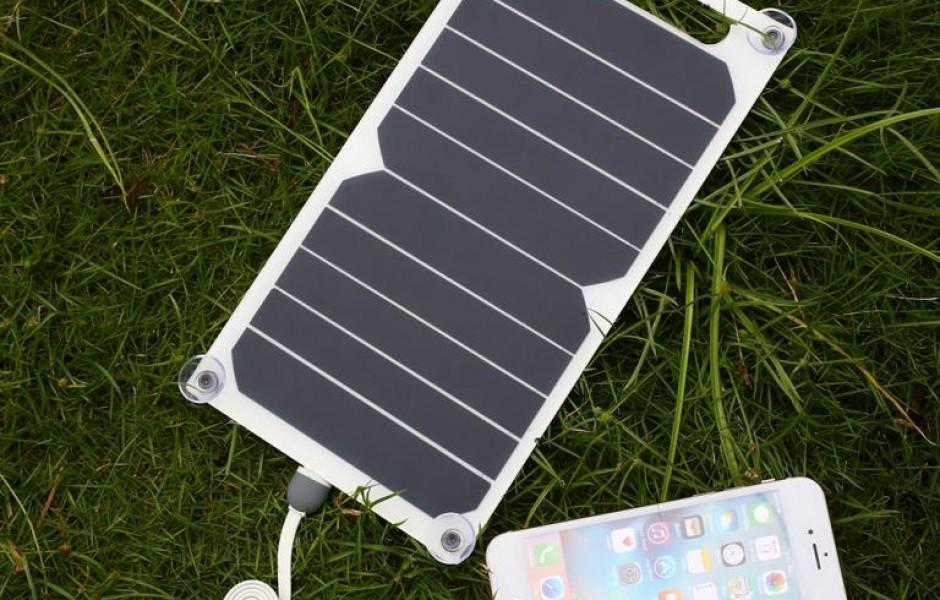 Солнечные батареи для зарядки