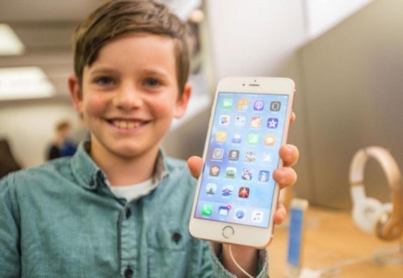 6 причин купить ребенку современный смартфон