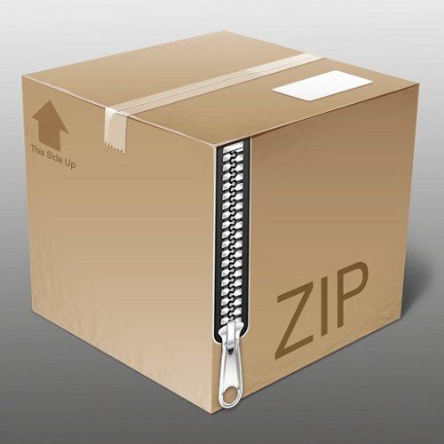 Бесплатный архиватор zip
