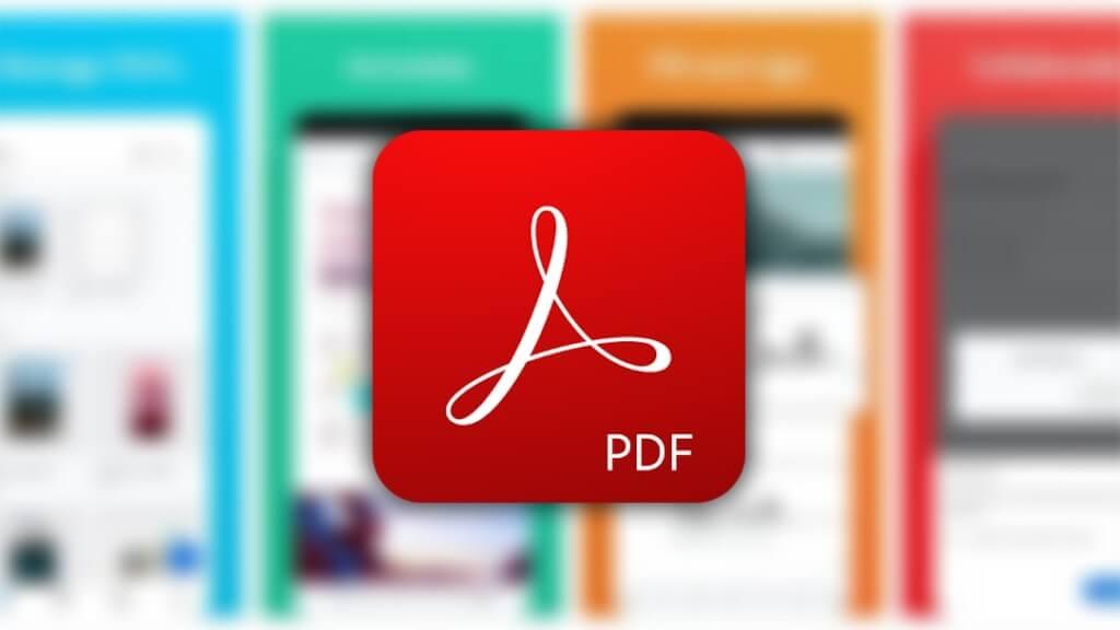 Программа Adobe Acrobat Reader